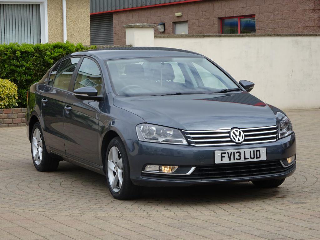 Volkswagen Passat  2.0 TDI 140 Bluemotion Tech S, £30 Road tax
