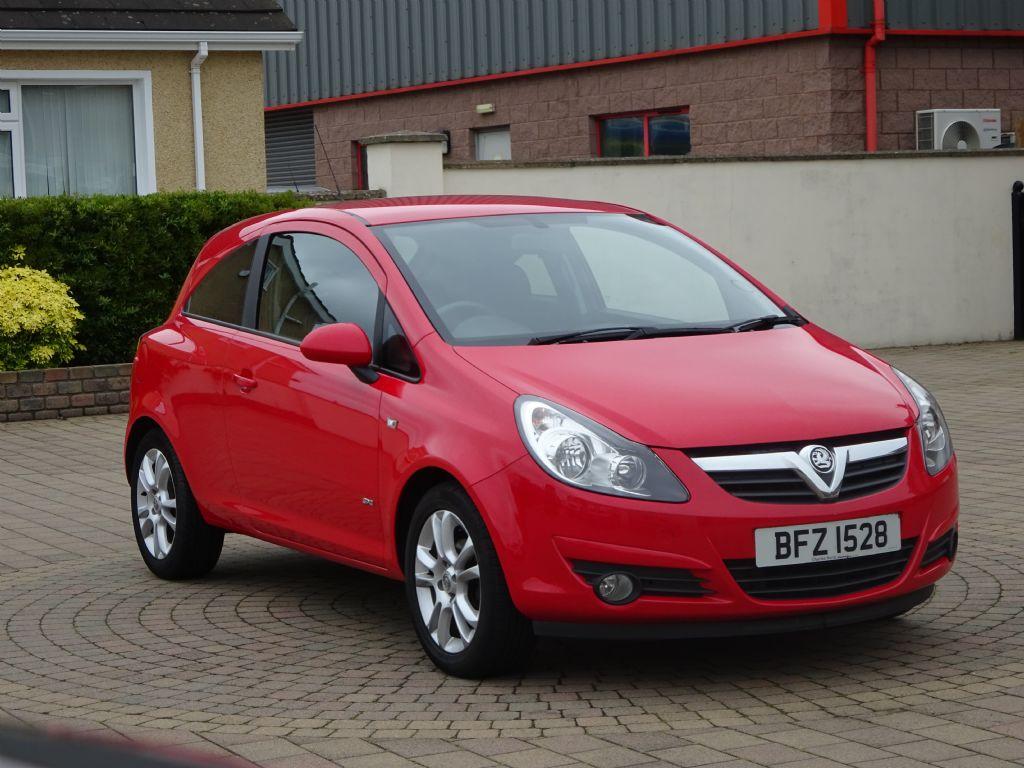 Vauxhall Corsa SXI Dr Sports Seats Alloys Low Insurance - Sports cars ni