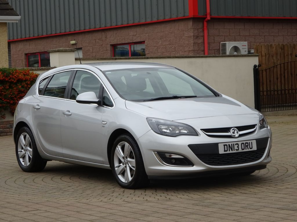 Vauxhall Astra SRI 2. & Drumnasoo Car Sales - car dealer in Portadown Northern Irealand ... markmcfarlin.com