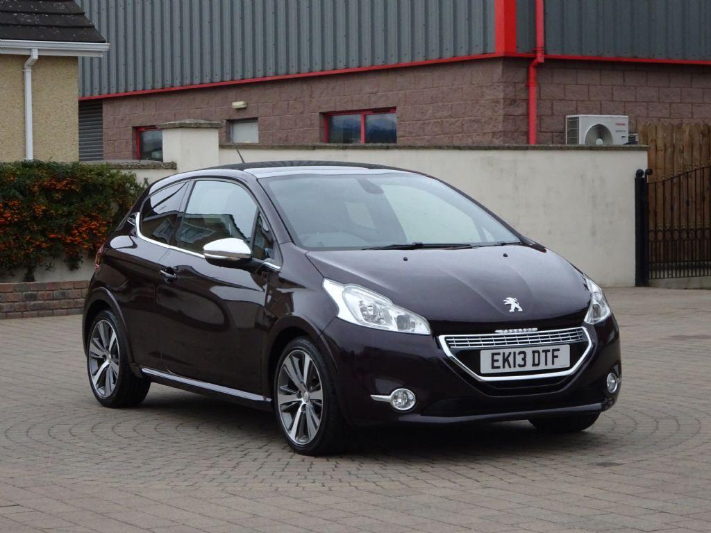 Peugeot XY Door Special Edition Sports Seats Sat Nav - Sports cars ni
