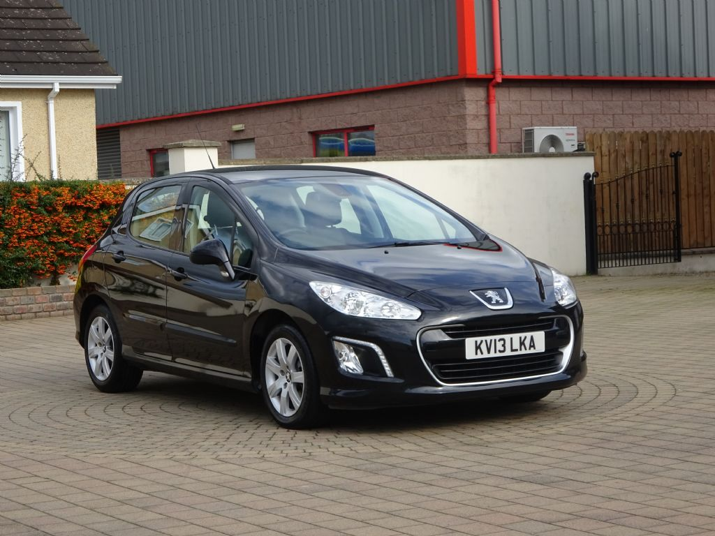 Peugeot 308 1.6 HDI . & Drumnasoo Car Sales - car dealer in Portadown Northern Irealand ... markmcfarlin.com