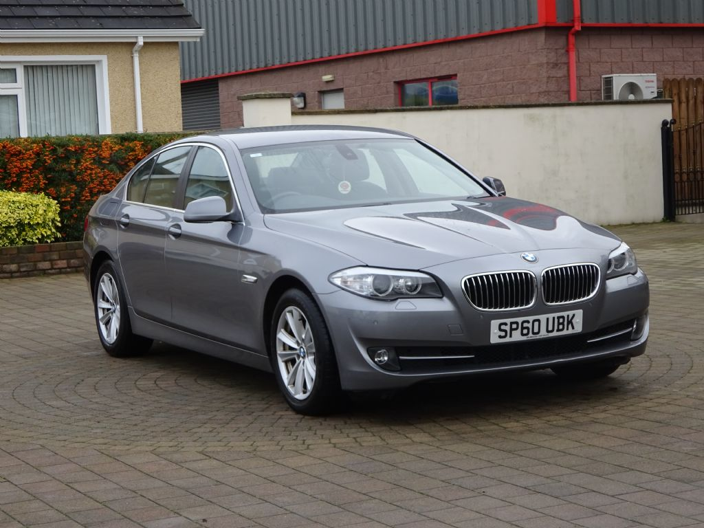 BMW 520D SE, Leather trim, Bluetooth conection, Cruise control