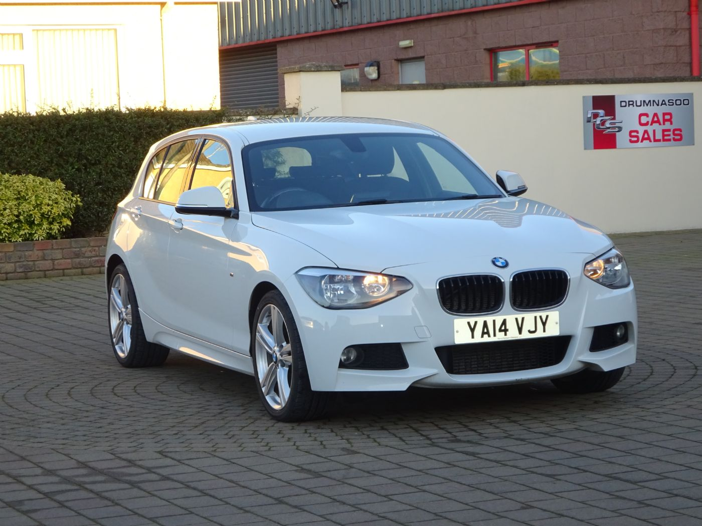 BMW 116D M Sport, £30 Road Tax, Sports Seats