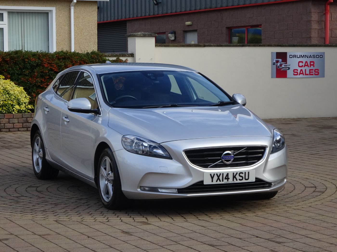 Volvo V40 SE D2, Zero road tax, Cruise control, One owner