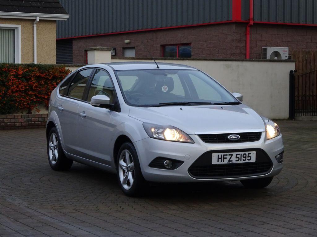 Ford Focus Zetec Door Alloys Air Con Sports Seats - Sports cars ni