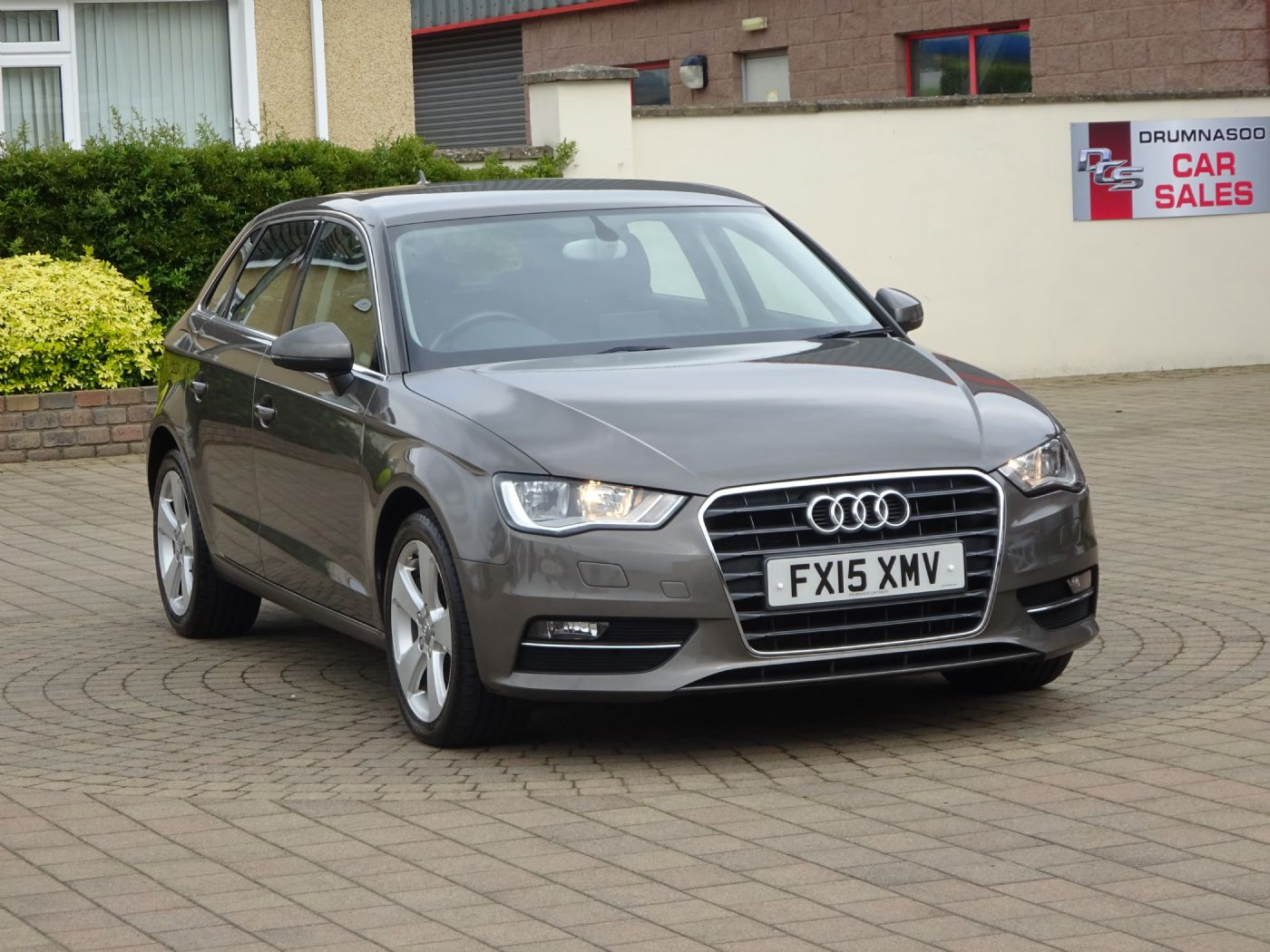 Audi A3 Sport 1.6  TDI 110, Sports seats, Zero road tax
