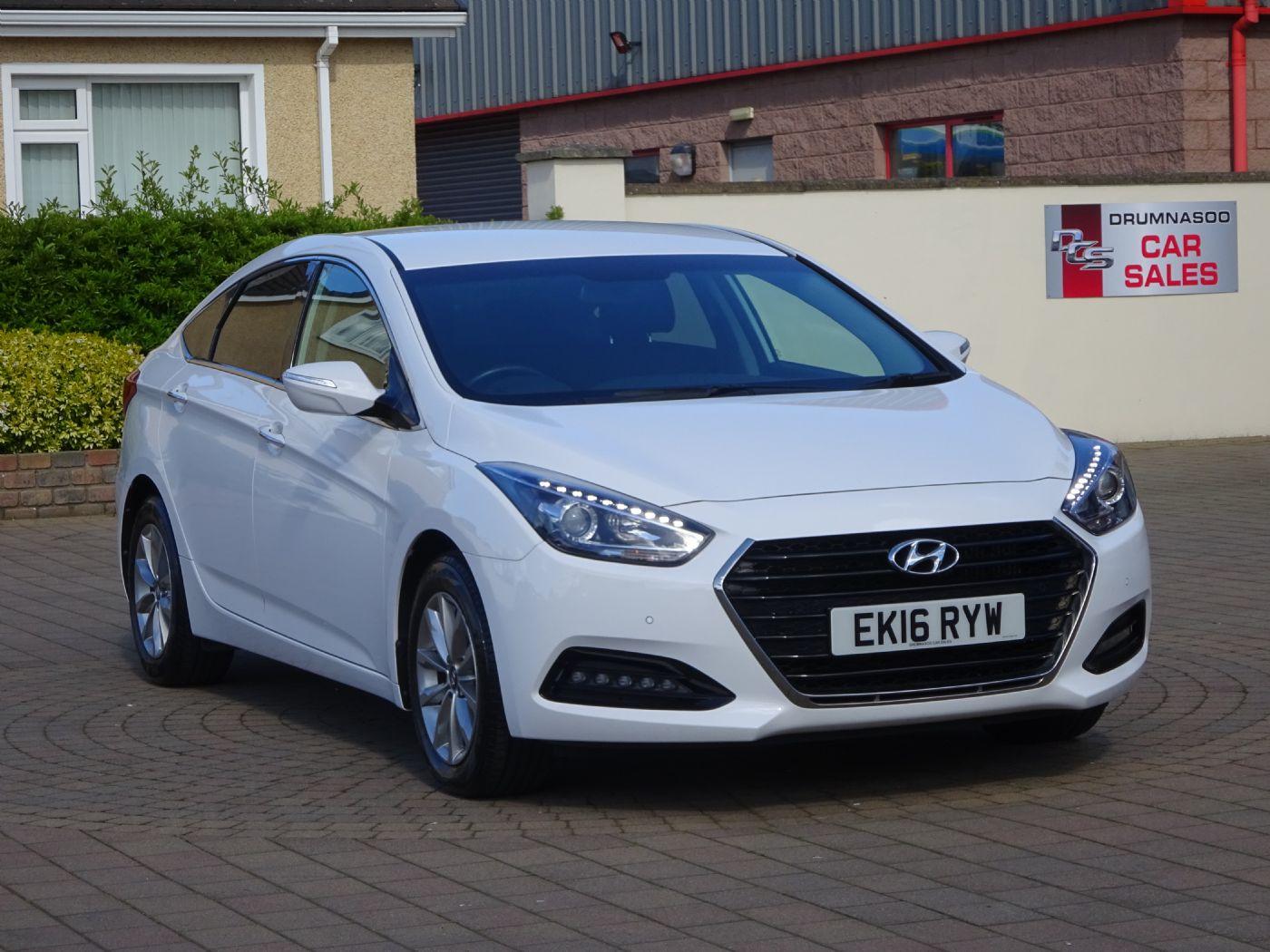 Hyundai I40 SE NAV 1.7 CRDI Blue Drive, £20 Road tax, Sat nav