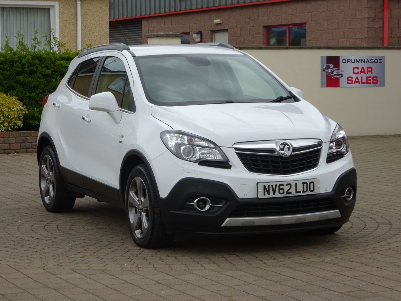 Vauxhall Mokka SE 1.7 CDTI , Full leather & Heated seats
