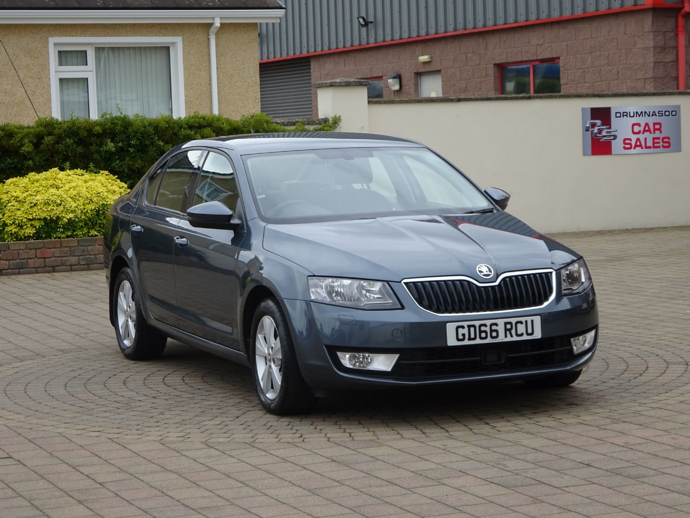 Skoda Octavia SE L 2.0 TDI, £20 Road tax / Sat nav / Part leather
