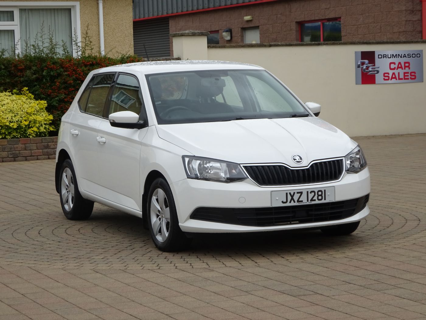 Skoda Fabia 1.0 SE MPI, Rear parking sensors, £20 Road Tax