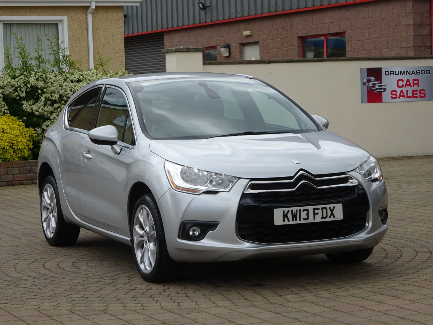 Citroen DS4 Dstyle 1.6 HDI 115