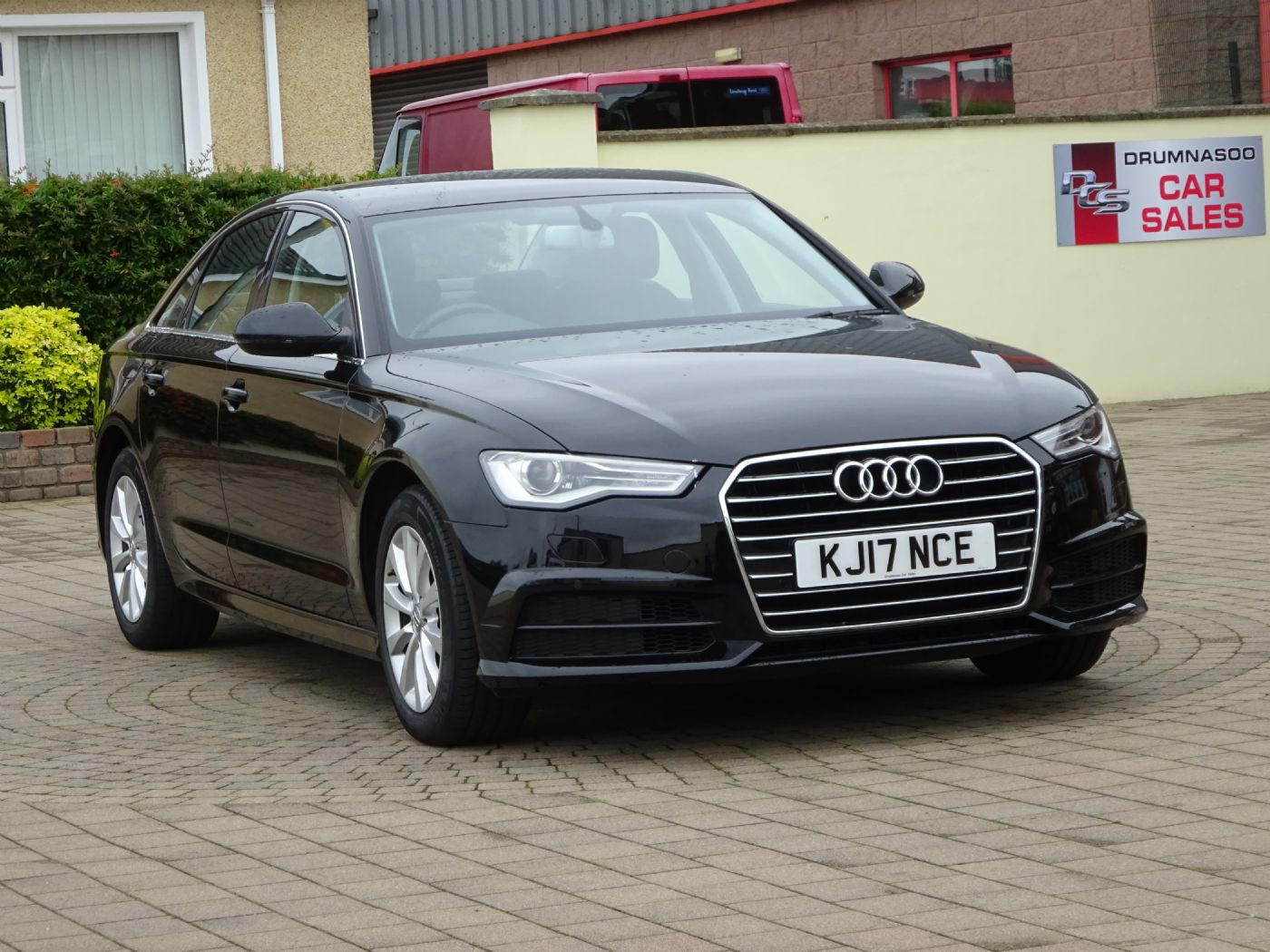Audi A6 SE Executive 2.0 TDI Ultra  Auto, Heated leather seats
