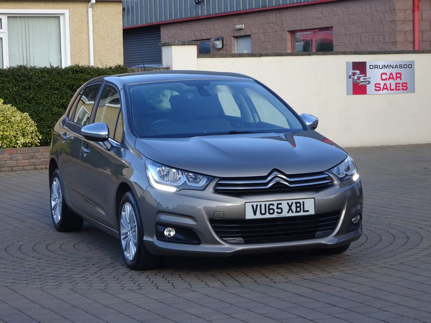 Citroen C4 Flair 1.6 Bluehdi, Zero road tax