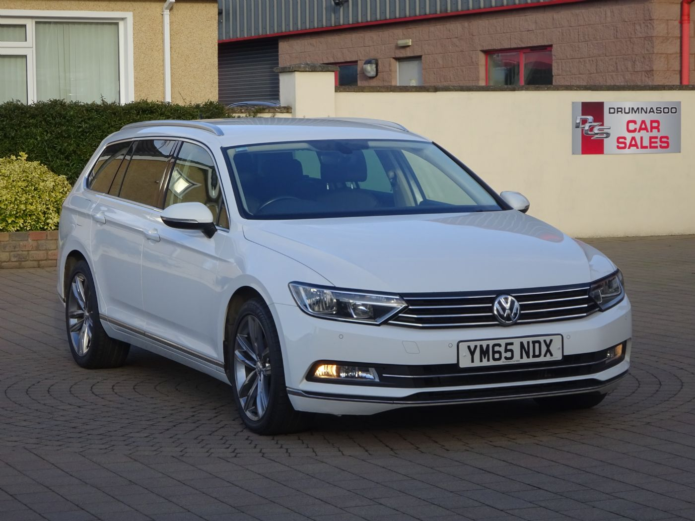 Volkswagen Passat GT TDI BluemotionTech, Sat Nav, £20 Road tax