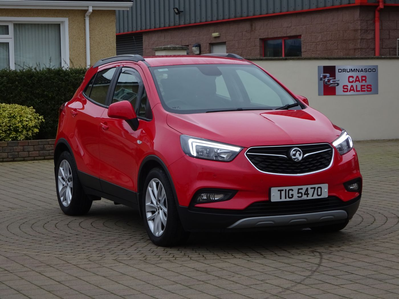 Vauxhall Mokka X 1.4T Active, Front & Rear parking sensors