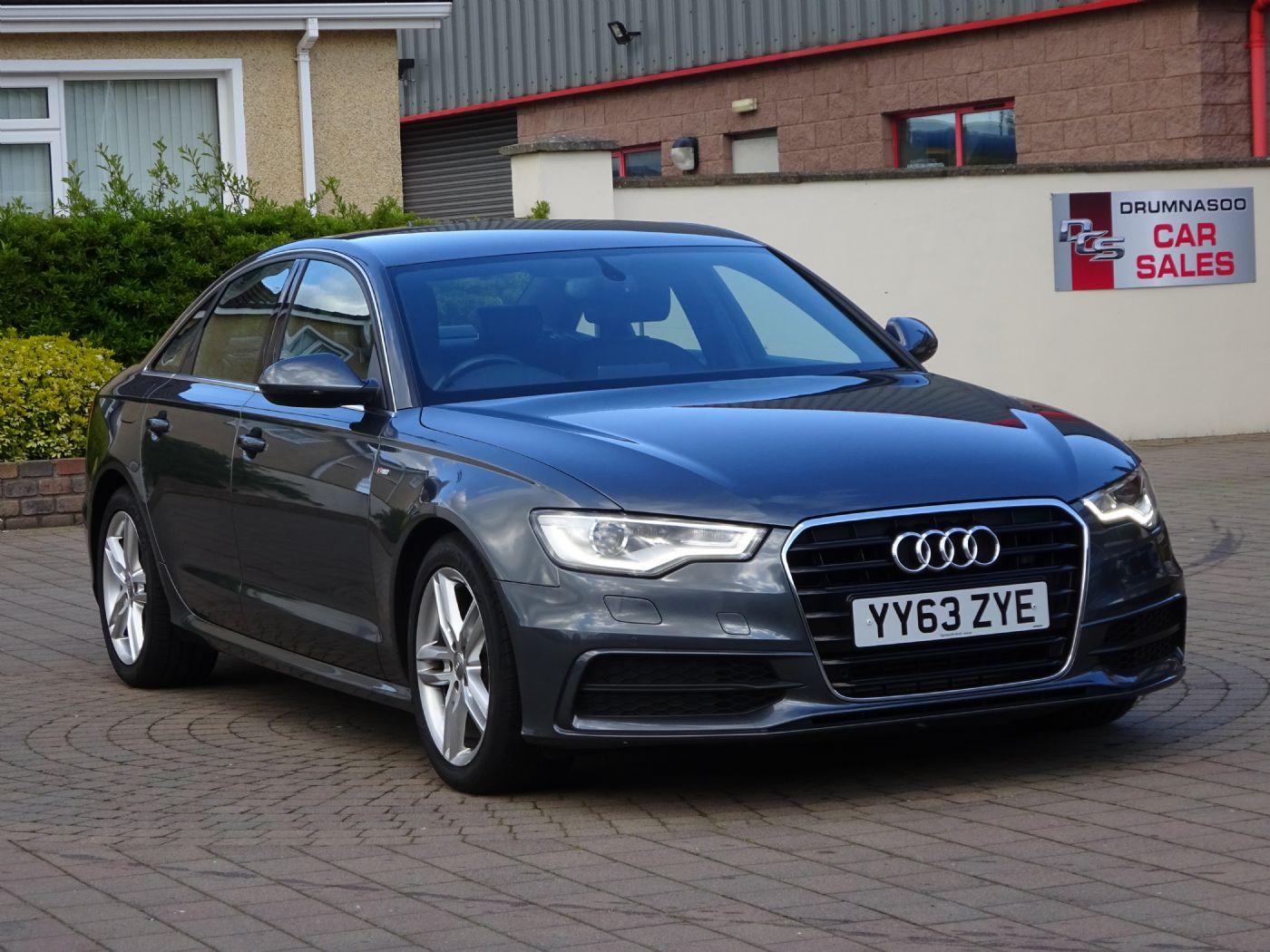 Audi A6 S LINE TDI Auto, Leather, Sat nav
