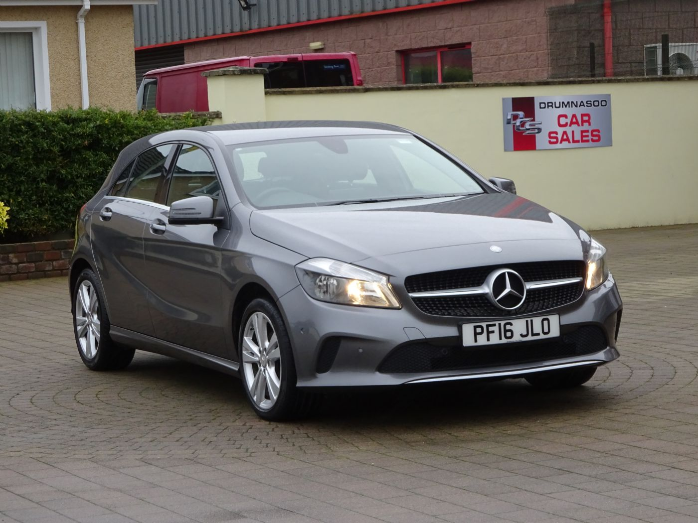 Mercedes-Benz A 180 D Sport Executive, Leather, Sat nav, £20 Tax