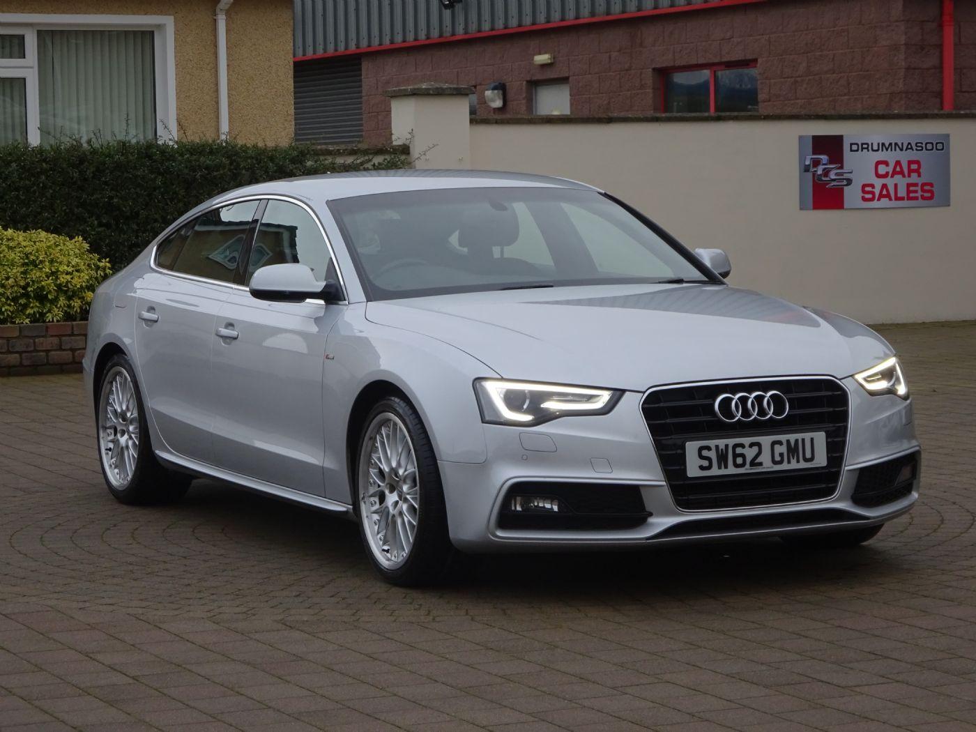 Audi A5 S Line 2.0 TDI [177] Sat nav, £30 Road tax