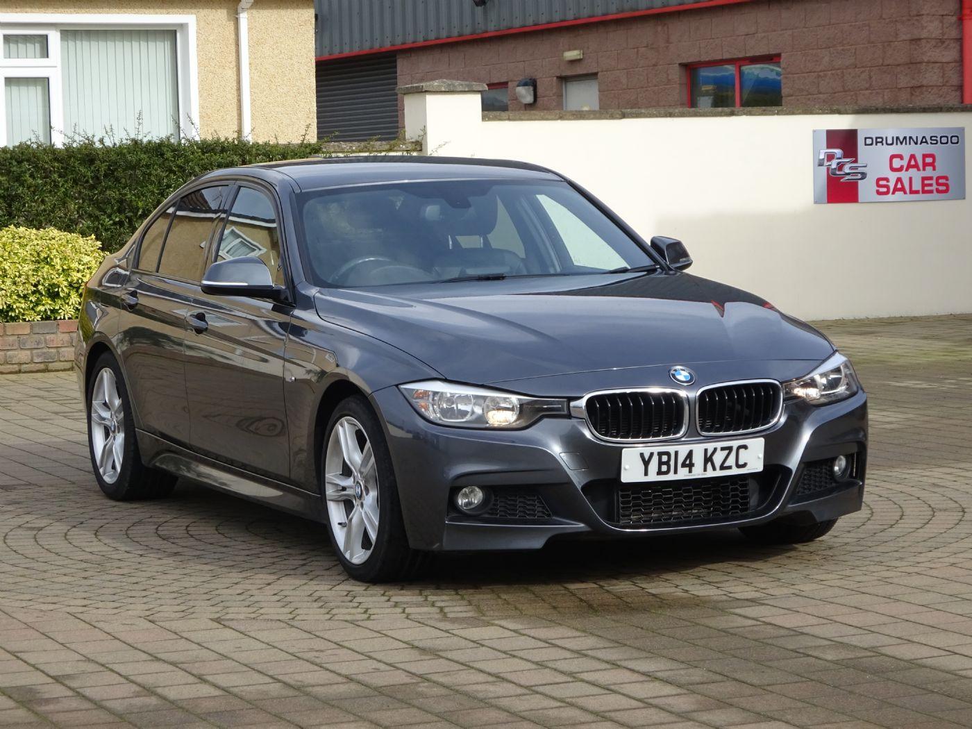 BMW 320D M Sport  Auto [ Business Media ] Leather trim