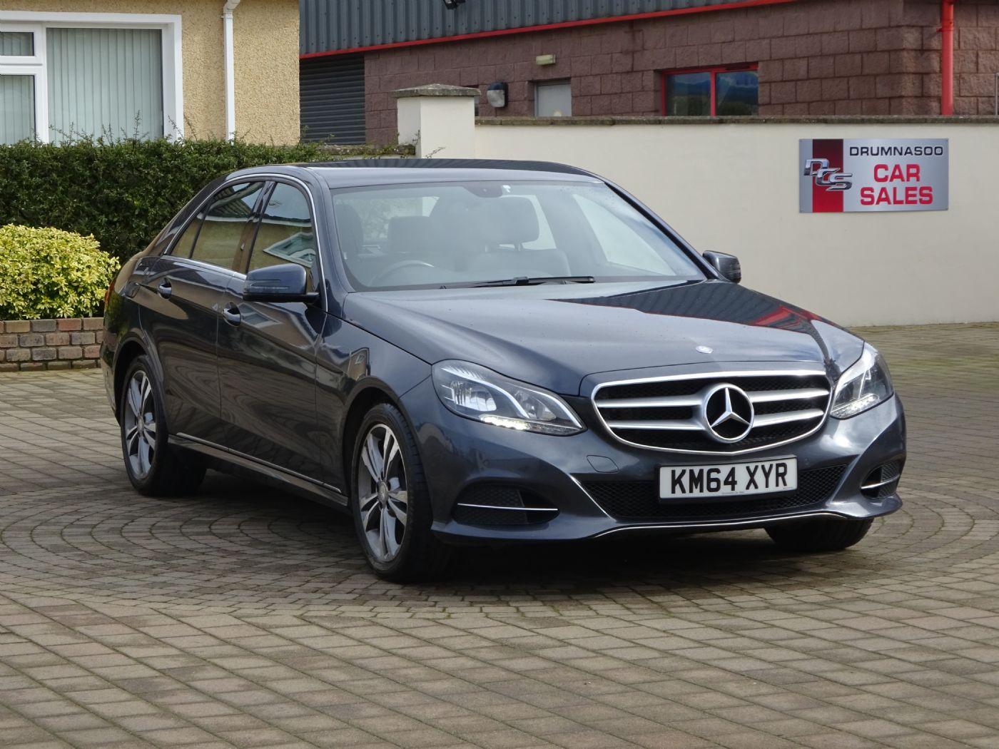 Mercedes-Benz E220 SE Bluetec Auto, Sat nav, Leather trim