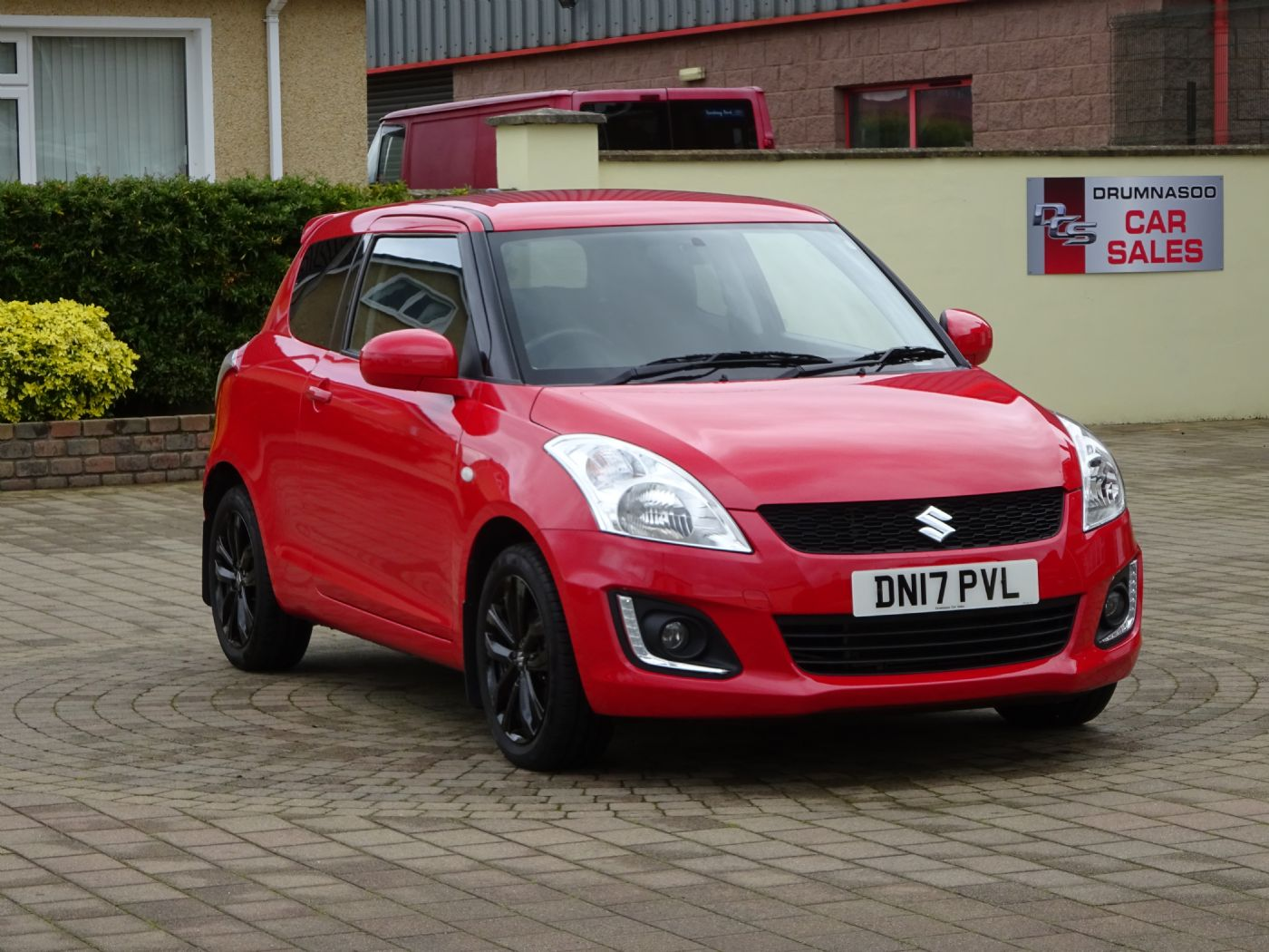 Suzuki Swift 1.2 SZ-L  [ Nav ] £30 Road Tax