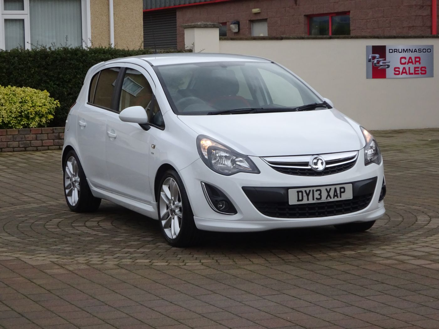 Vauxhall Corsa 1.4 5Dr, Cruise control