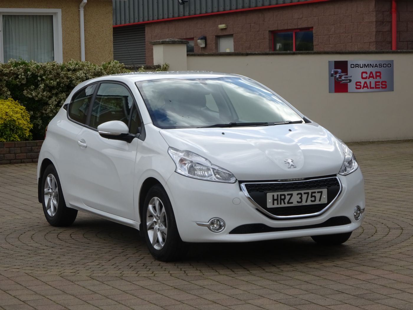 Peugeot 208 Active 3dr, Zero road tax