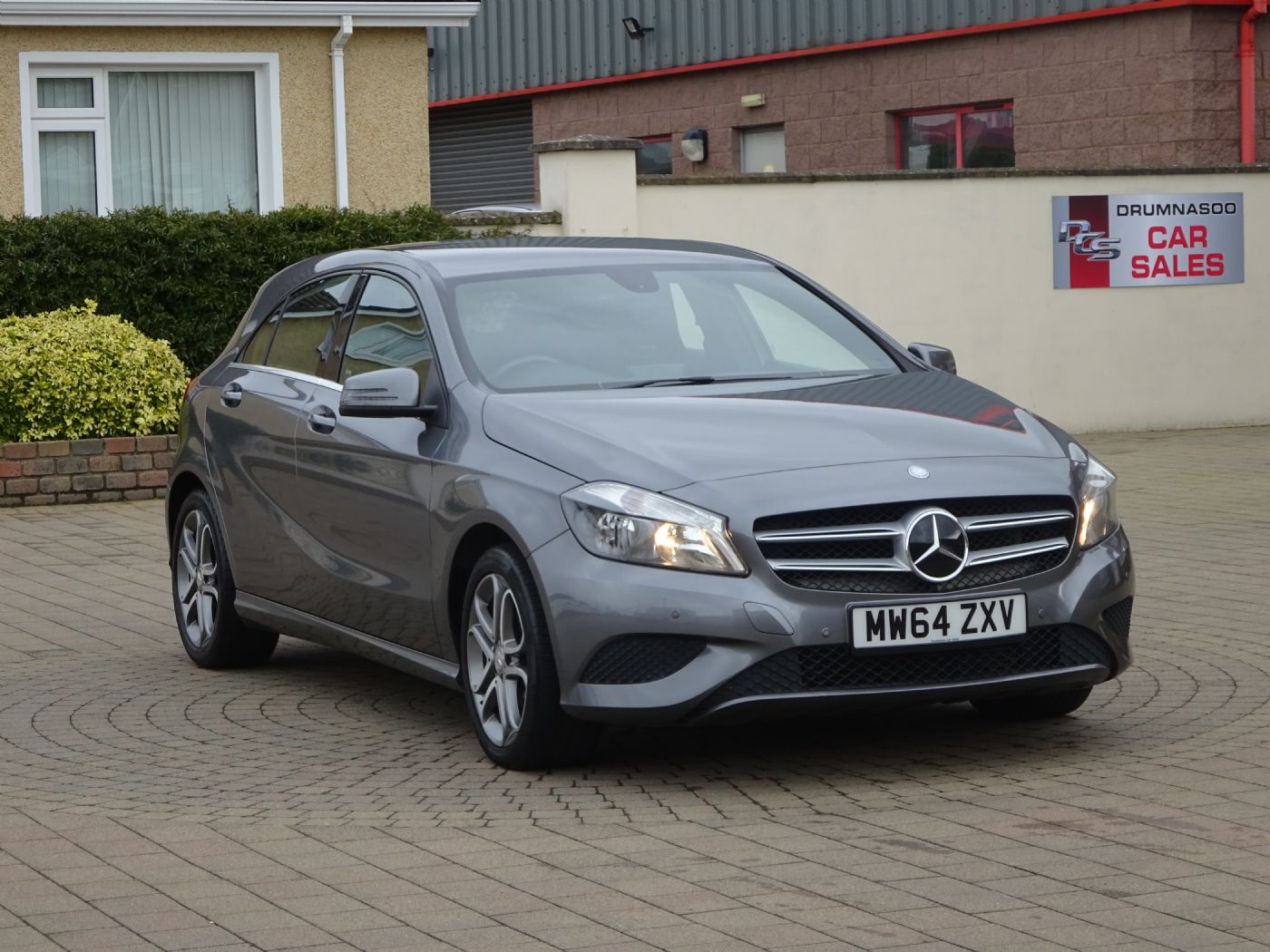 Mercedes-Benz A180 Sport 1.5 CDI Auto, £20 road tax
