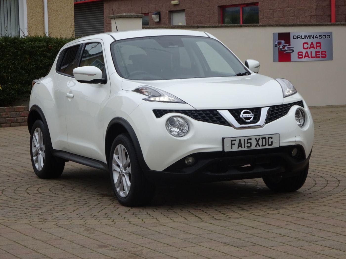 Nissan Juke Acenta 1.5  DCI , Alloys, Cruise Control, £20 Road Tax