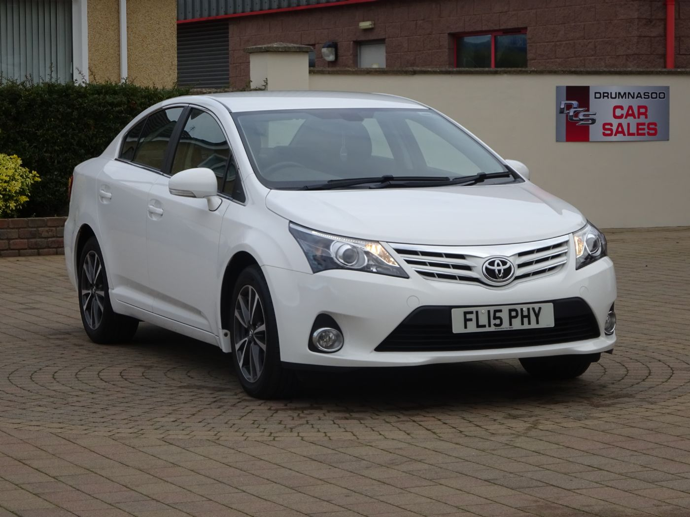Toyota Avensis Icon Business Edition 2.0  D-4D , Rear Camera, Nav