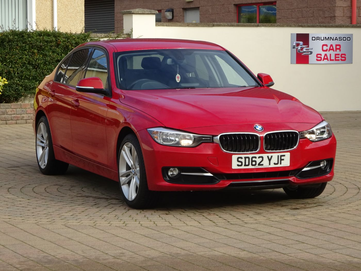 BMW 320D [184] Sport, Cruise control, Sports seats, £30 Road Tax