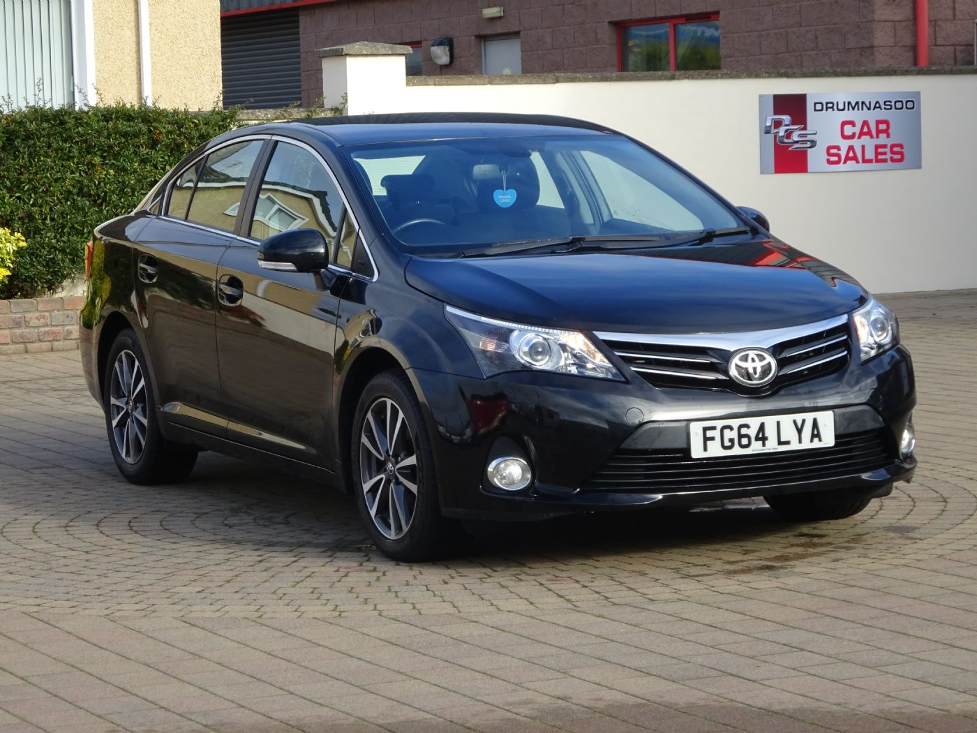 Toyota Avensis Icon 2.0  D-4D, Sat Nav, Rear Camera, £30 Road Tax