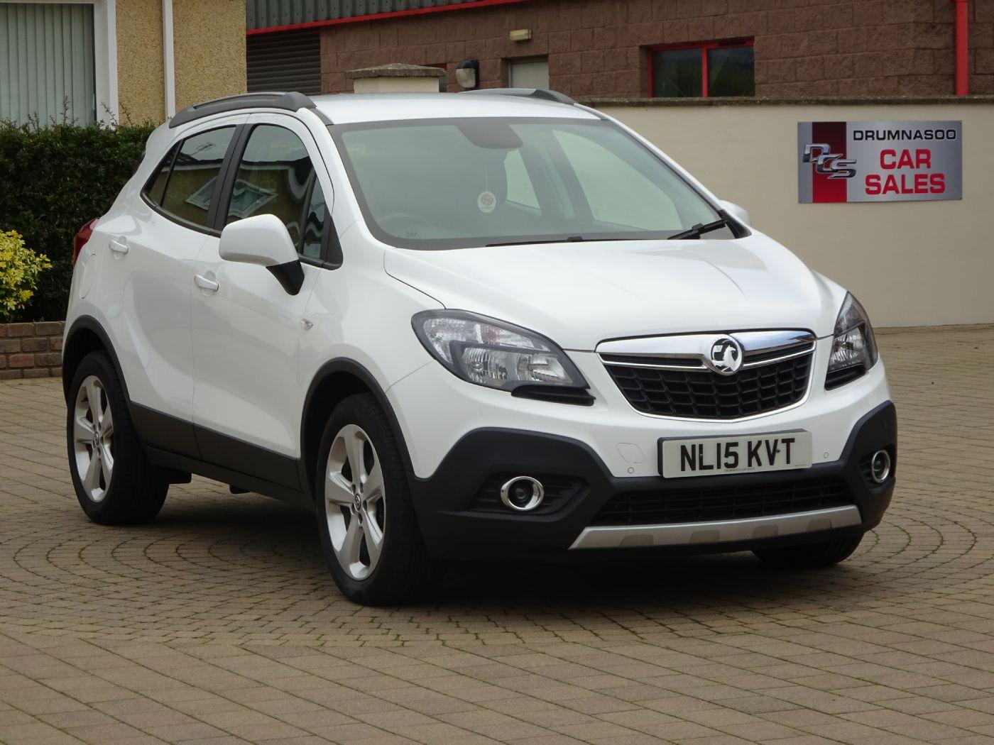 Vauxhall Mokka 1.7 Cdti Exclusiv, Front & rear parking sensors