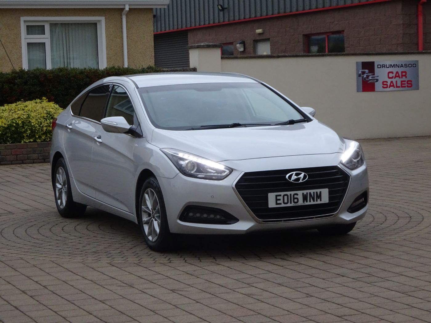 Hyundai I40 SE NAV 1.7 CRDI [115 ] Sat nav, Rear view camera