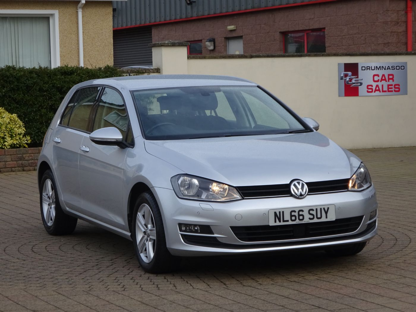 Volkswagen Golf Match Edition 1.6 TDI, Sat nav, Heated front seats