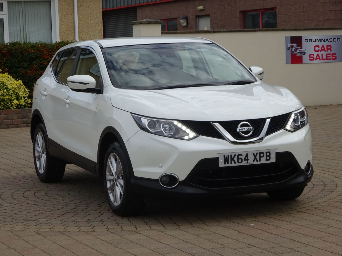 Nissan Qashqai Acenta Smart Vision Pack 1.5 Dci, Zero road tax
