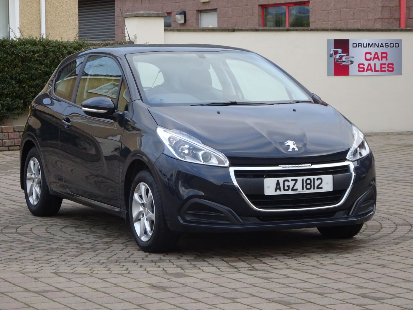 Peugeot 208 Puretech 1.0 Active 3Dr , £20 Road Tax