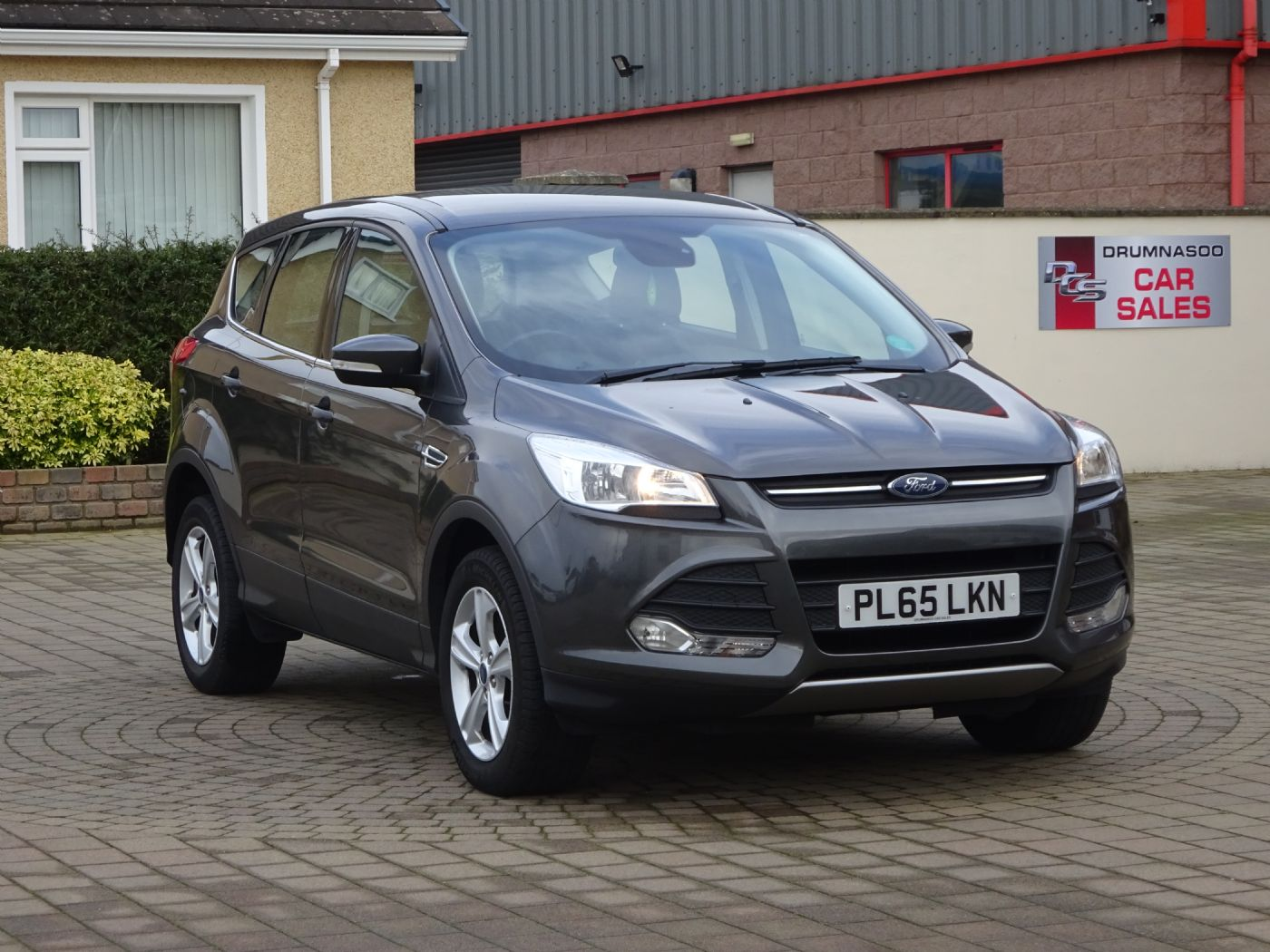 Ford Kuga Zetec 2.0 TDCi 150  Cruise control, Rear parking sensors