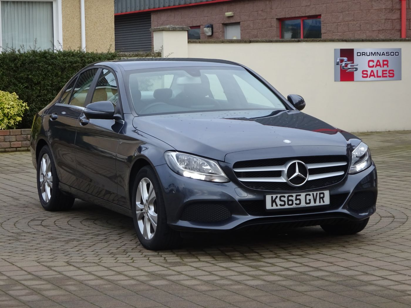 Mercedes-Benz C220 D SE Executive Auto, Sat nav-Rear camera