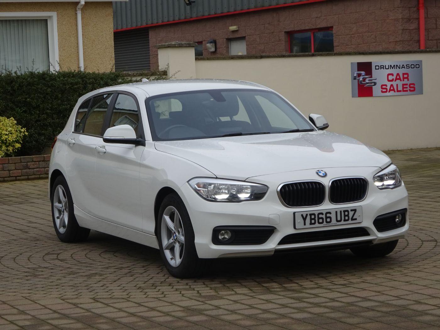 BMW 116D Ed Plus, Sat Nav, Zero Road Tax