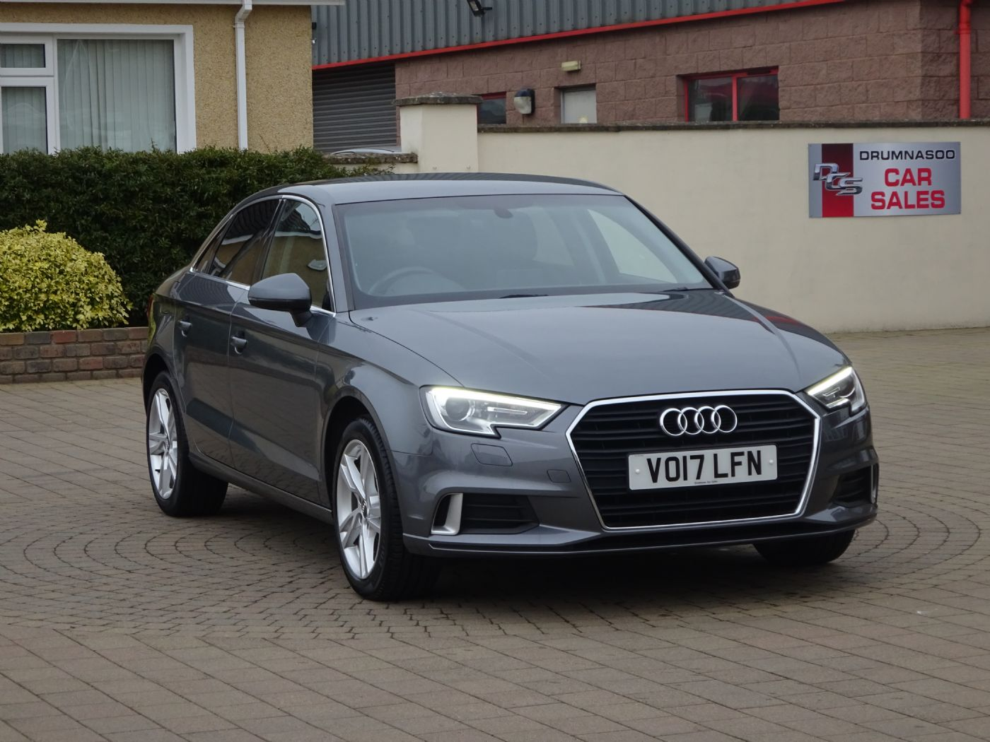 Audi A3 Sport  4Dr 1.6 TDI, £20 Road tax.