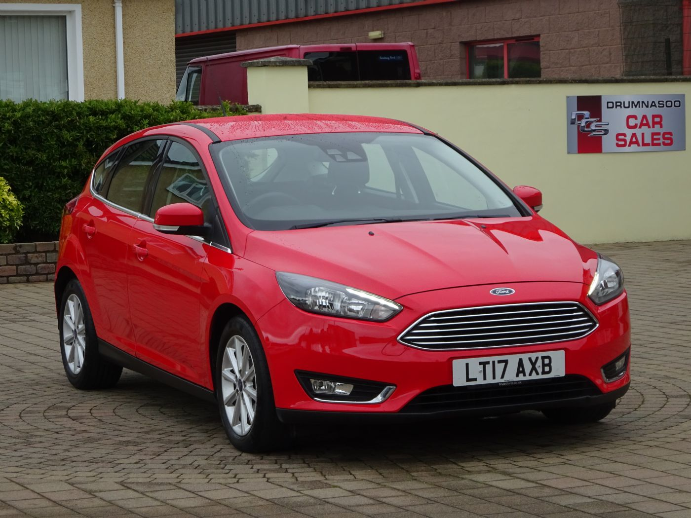 Ford Focus Titanium 1.5 Tdci 120, Sat nav, Zero road tax