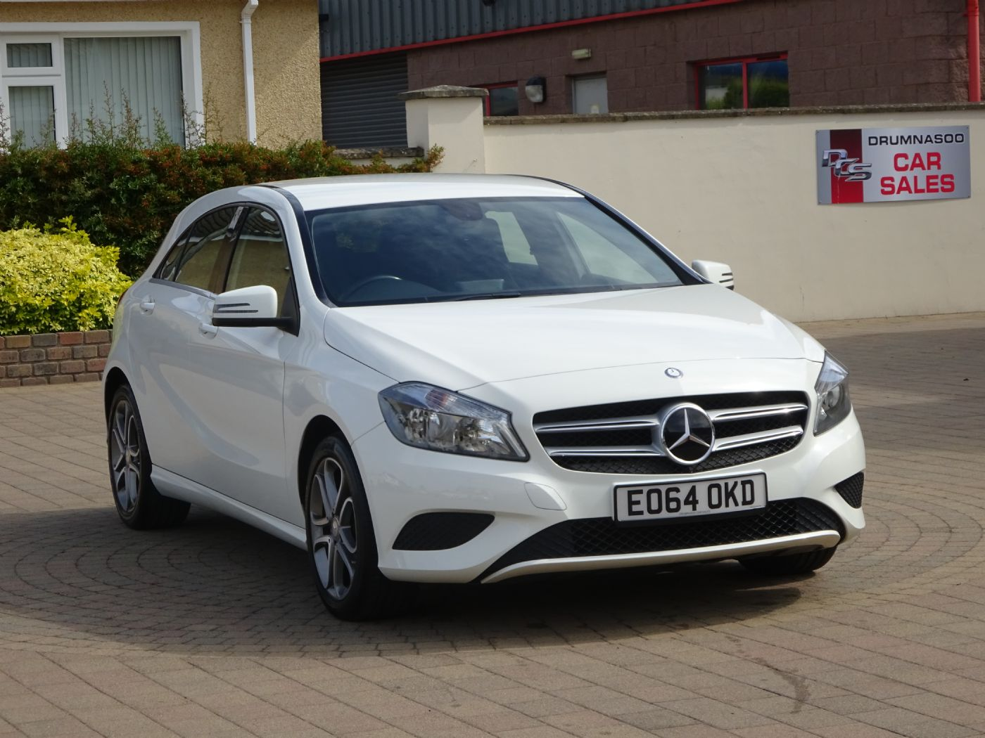 Mercedes-Benz A180 Blueefficiency  Sport Cdi, £20 Road tax