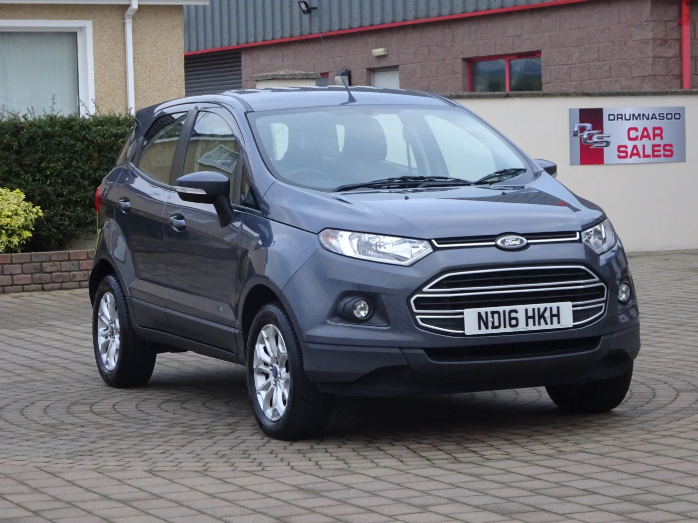 Ford EcoSport Zetec 1.5  Tdci, £30 Road tax, Heated front seats