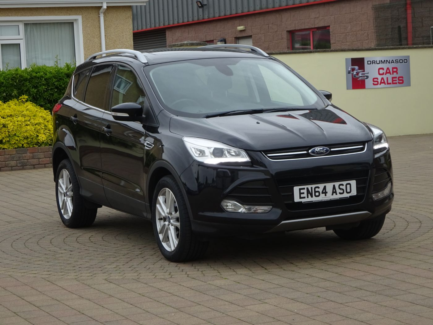 Ford Kuga Titanium X 2.0 TDCI, Electric Sun - Roof, Leather seats