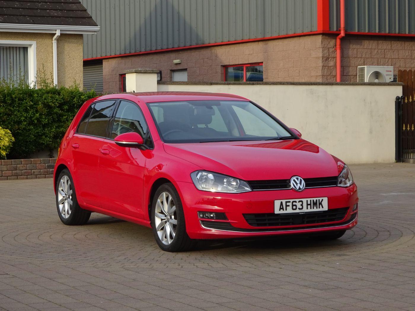 Volkswagen Golf 2.0 GT TDI Bluemotion  Tech, £20 Road tax, Sat nav