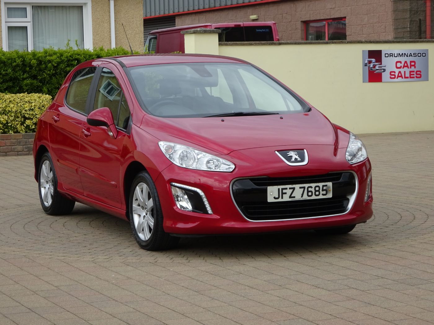 Peugeot 308 Active 1.6 HDI, £20 Road tax