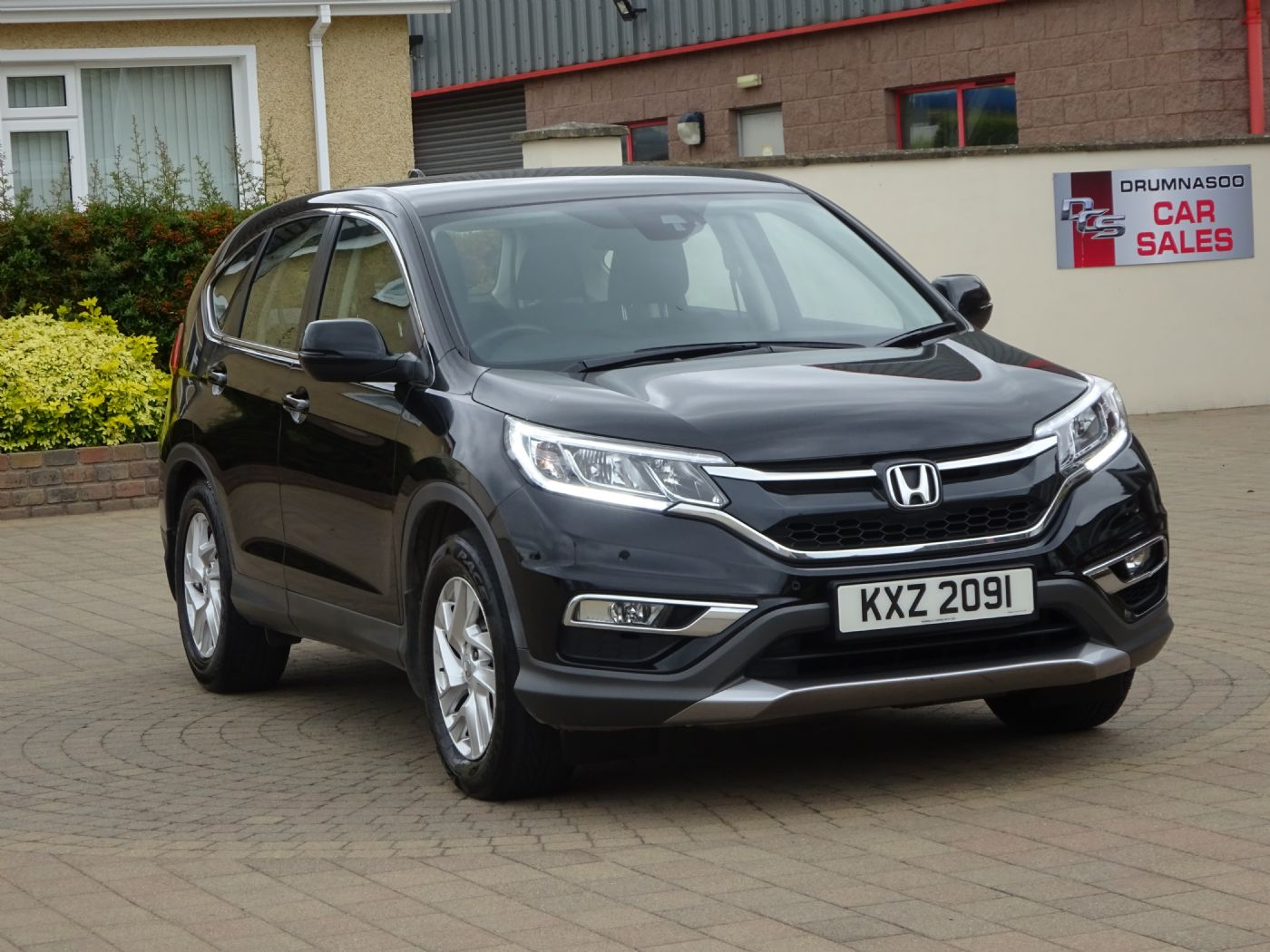Honda CR-V SE I-DTEC 4X2, Reversing Camera, £30 Road Tax