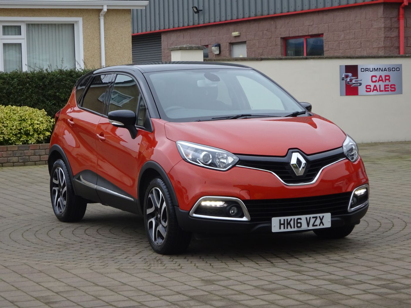 Renault Captur Dynamique S NAV 1.5 DCI, Zero road tax