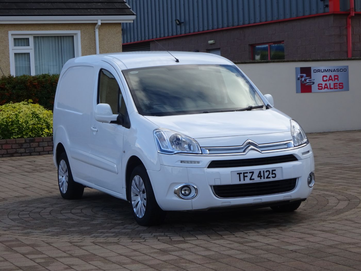 Citroen Berlingo 625 Enterprise 1.6 HDI, Sat nav, 3 Front Seats